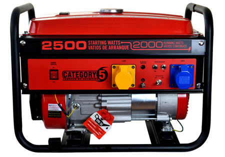 2000 Watt Generator ( Powered By Champion )